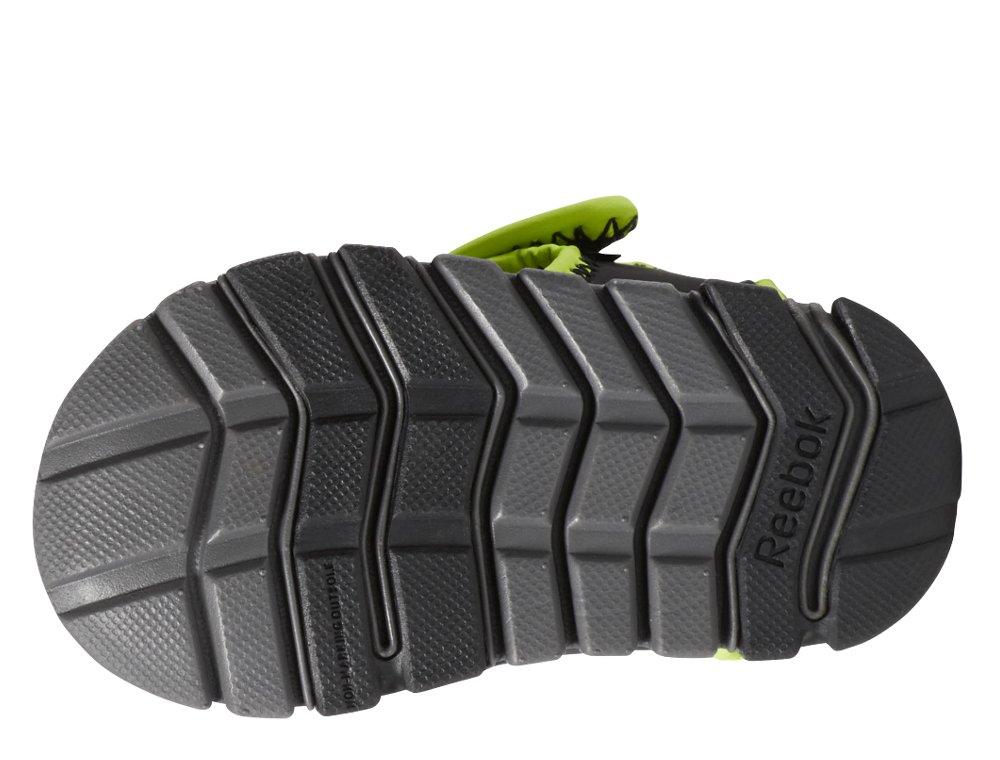 Reebok Wave Glider III czarno zielone