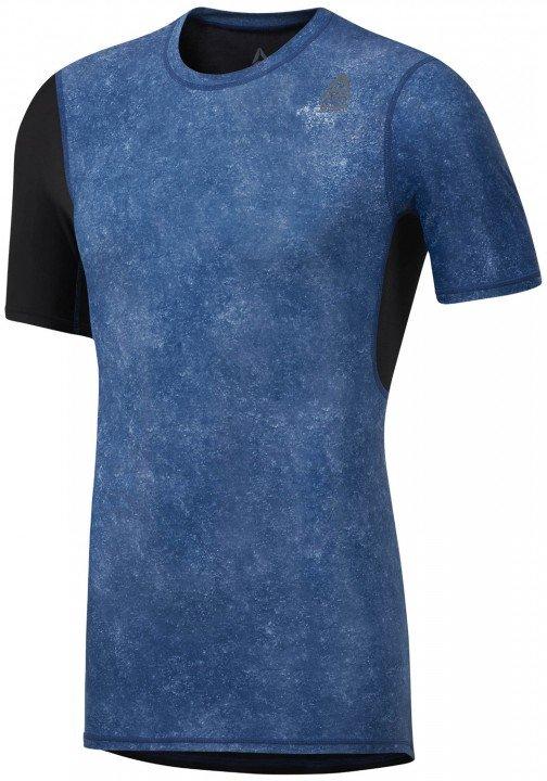 reebok ss compression blue black
