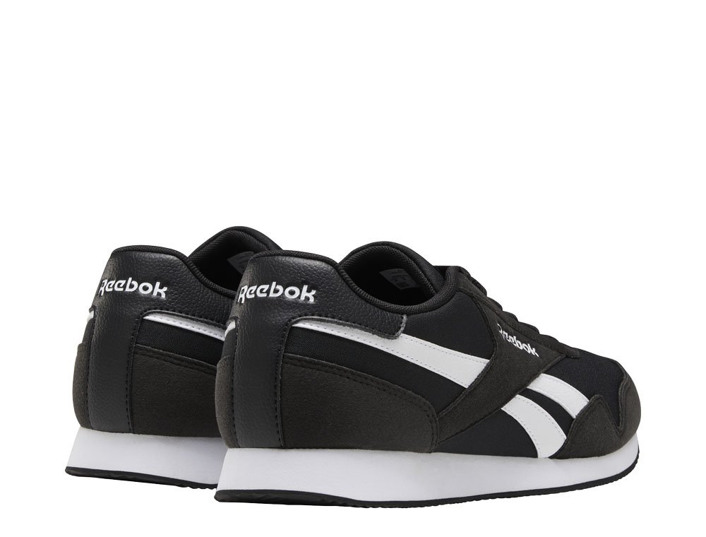 Reebok Royal Classic Jogger 3.0 czarno białe
