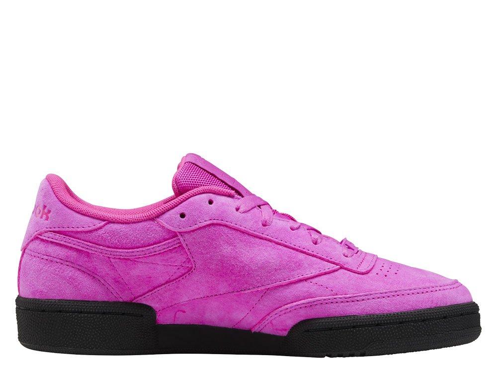 reebok club c damskie różowe (eg5985)