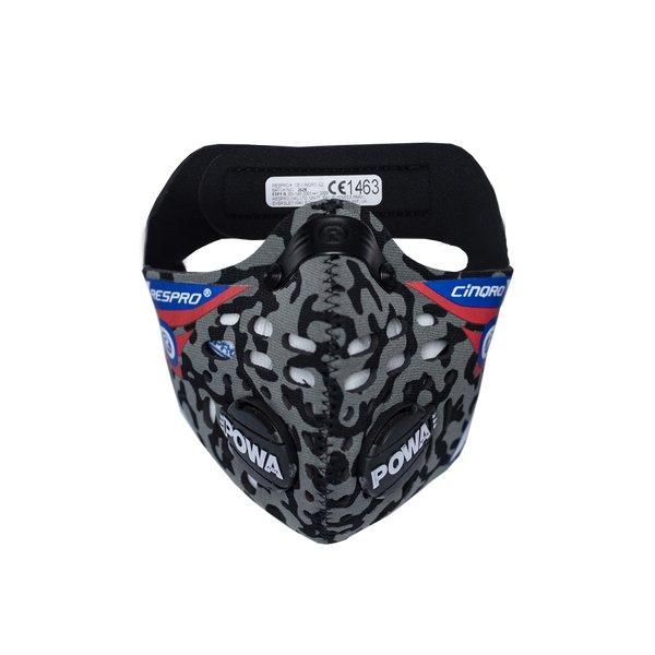 respro w19 ce cinqro mask camo