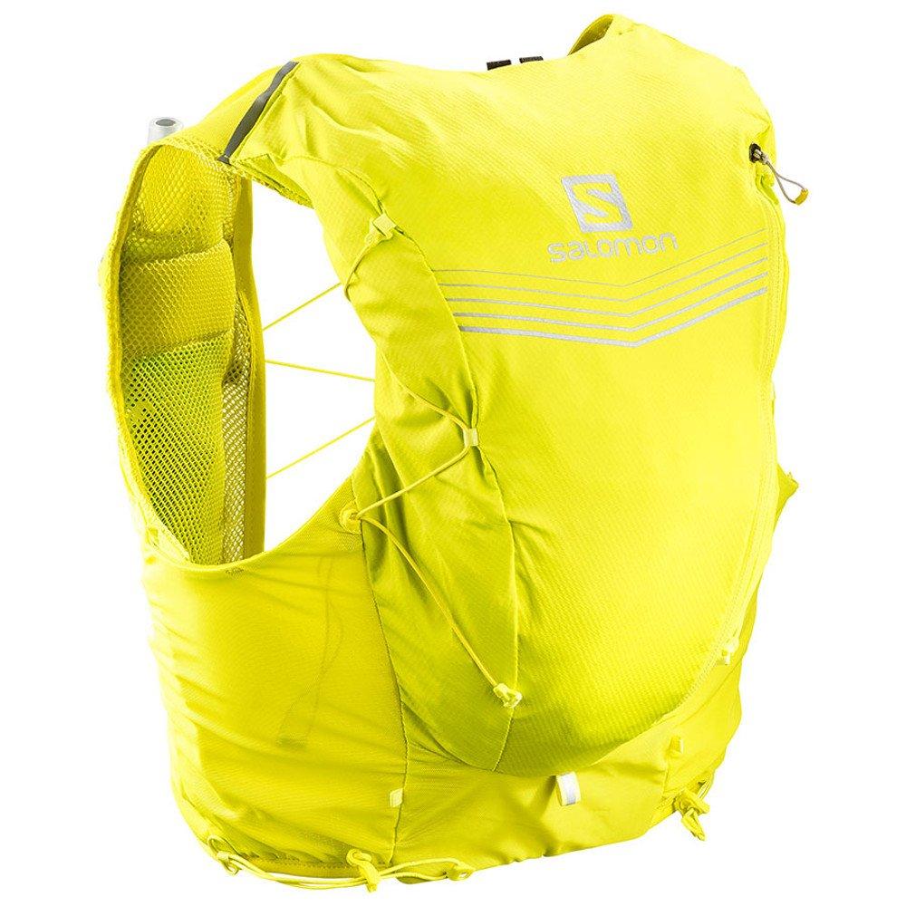 salomon adv skin 12 set cytrynowo-Żółty