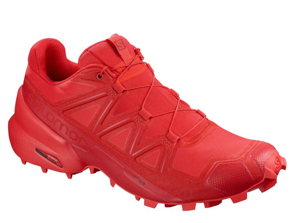 Salomon Speedcross 5 M Płomienno Czerwone