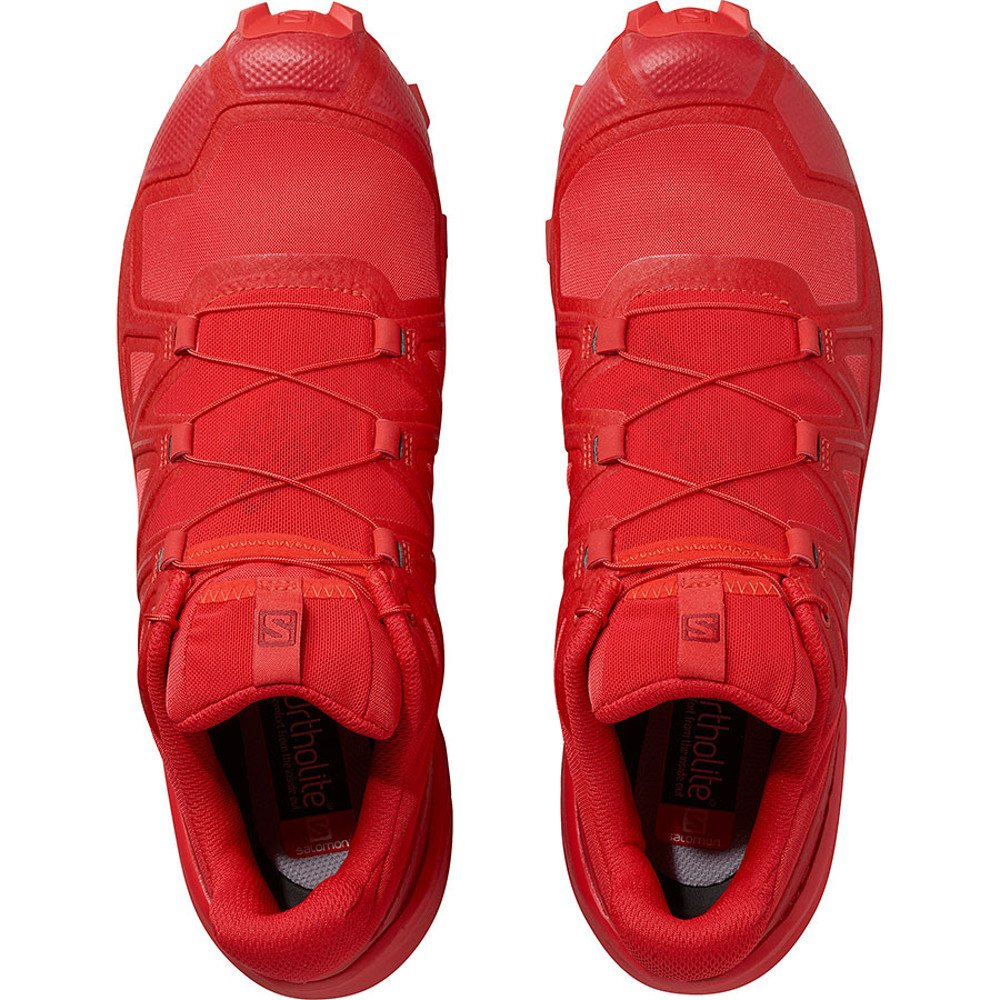 salomon speedcross 5 m płomienno-czerwone