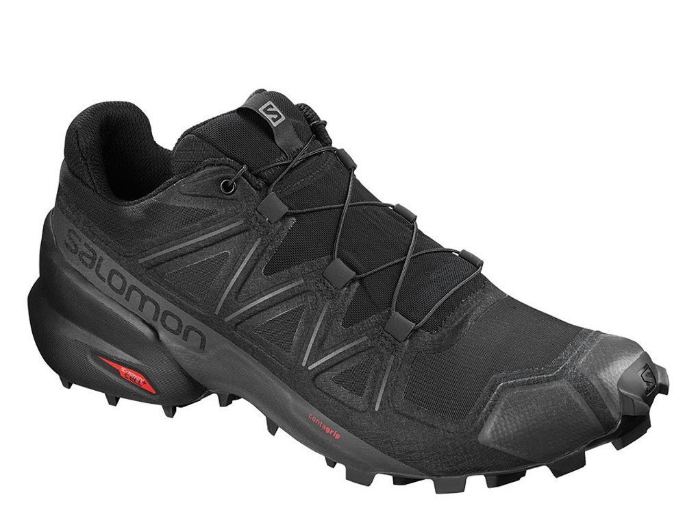 salomon speedcross 5 m czarny