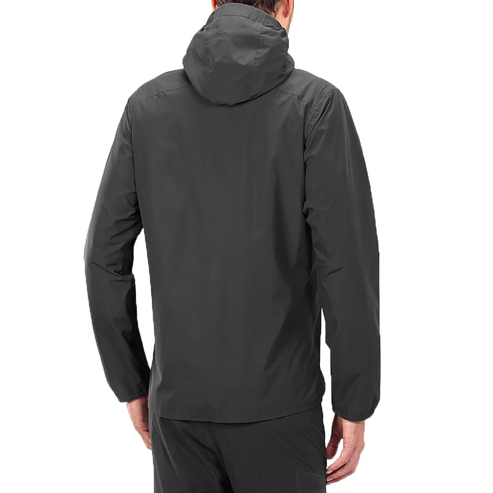 salomon essential jkt m czarna