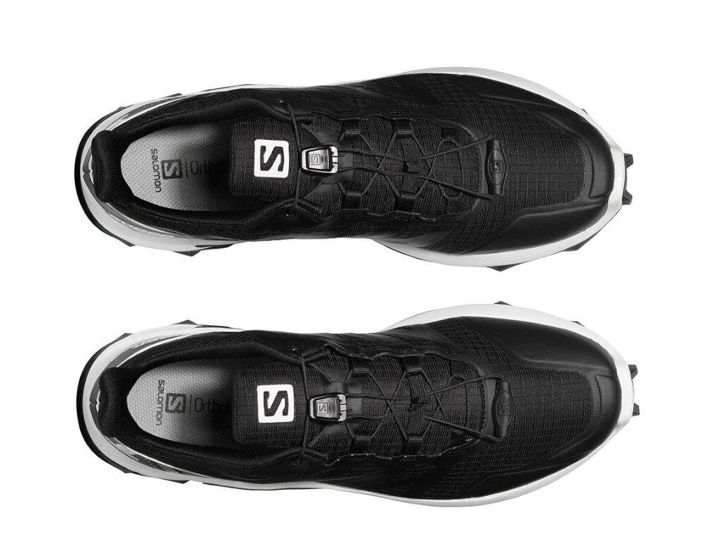 salomon supercross m biało-czarne