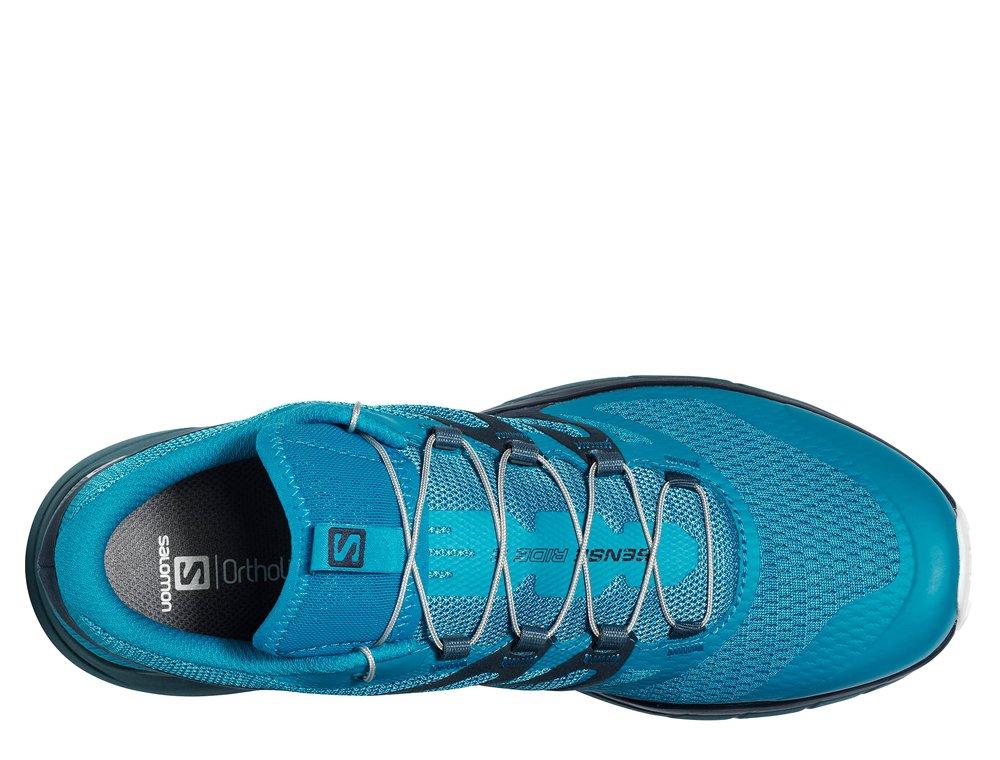 salomon sense ride 2 m błękitno-niebieskie
