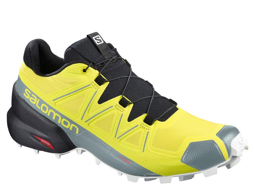 Salomon Speedcross 5 M Czarno Niebieskie