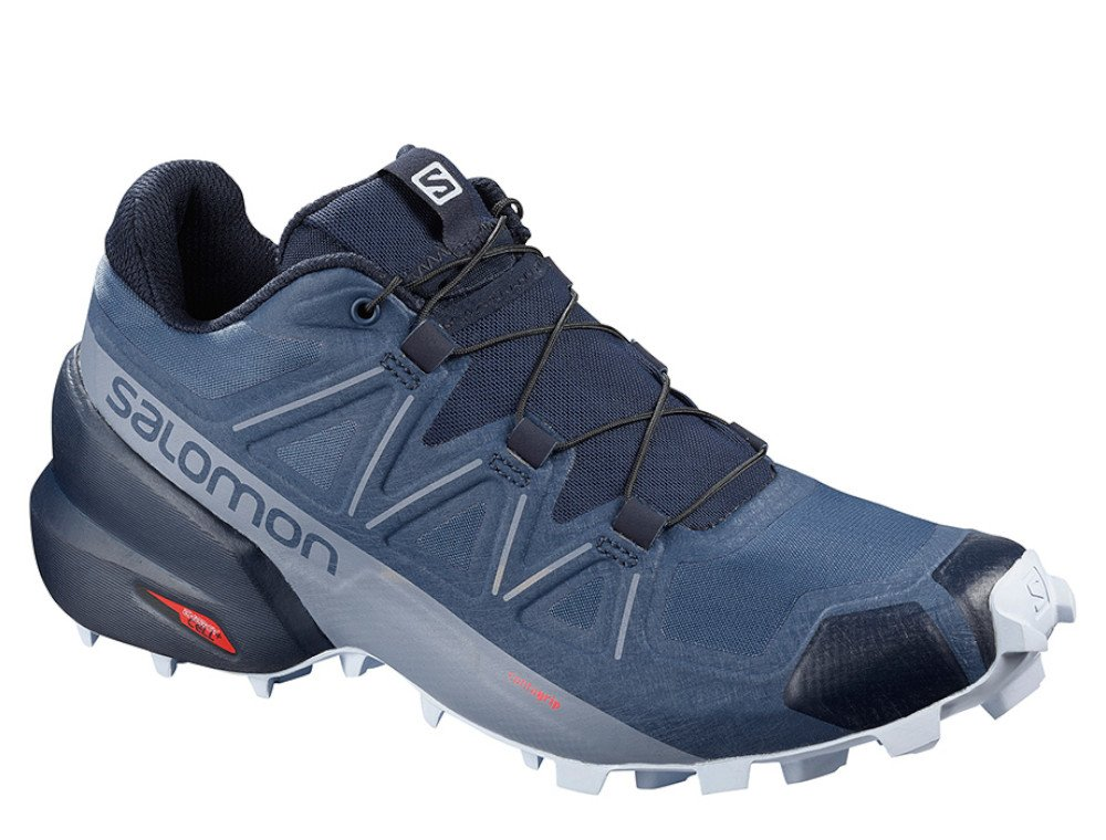 Salomon Speedcross 5 W Granatowe