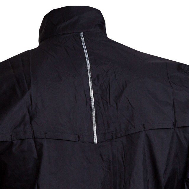 salomon agile wind jacket black