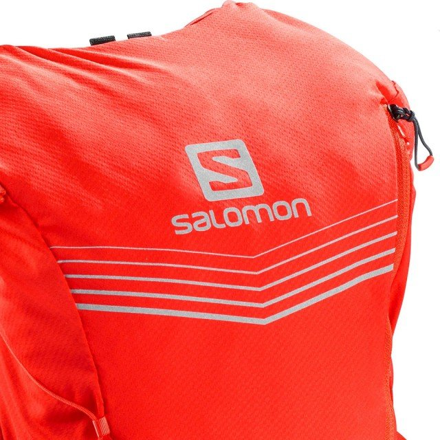 salomon adv skin 12 set fierry red