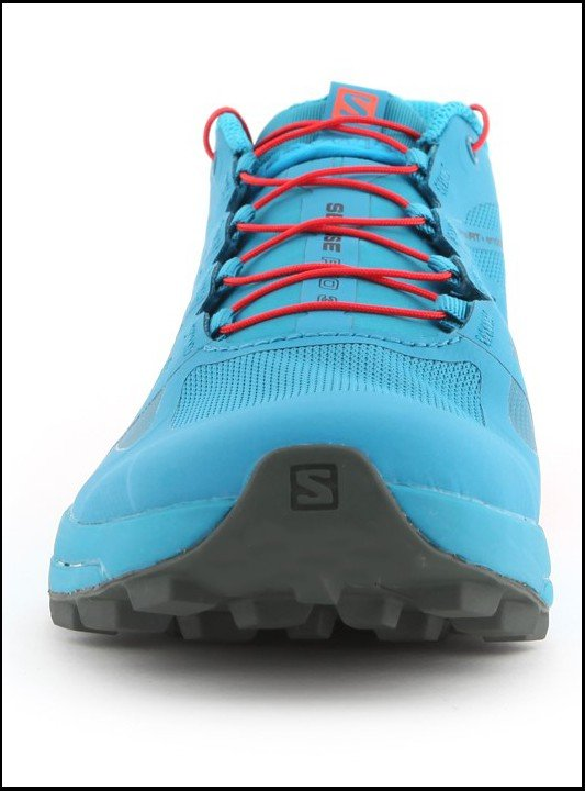 salomon sense pro 3 fjord blue/cherry tomato/urban chic