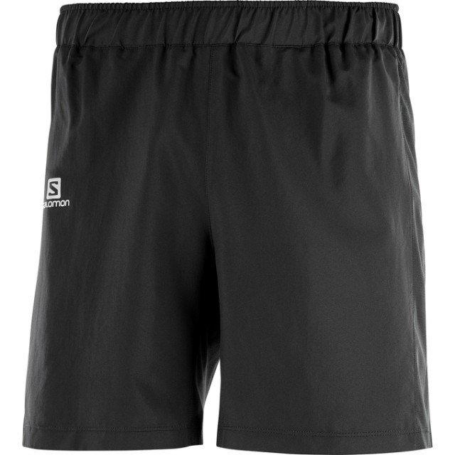 salomon agile 7'' short black