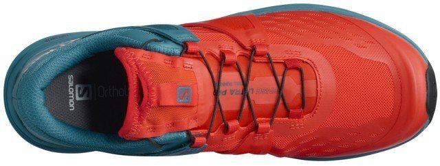 salomon ultra pro cherry blue black