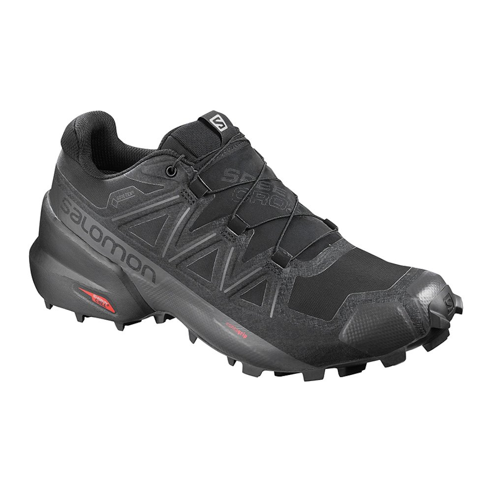 salomon speedcross 5 gtx m czarne