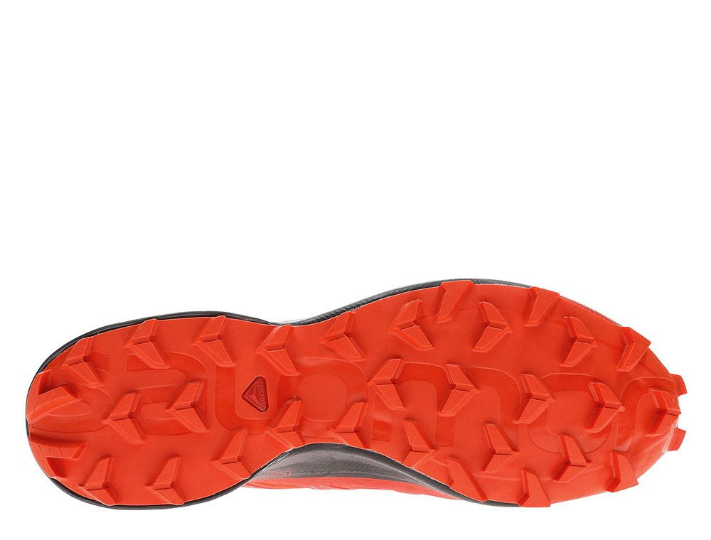 salomon speedcross 5 gtx m czerwono-czarne