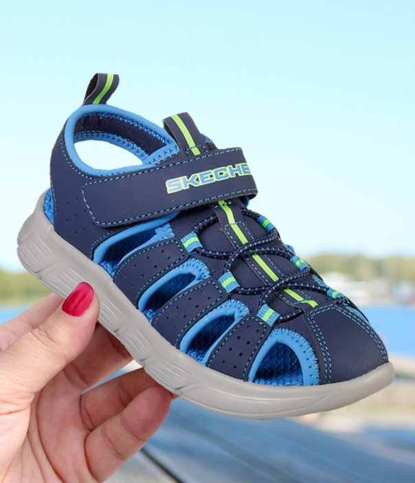 Skechers Sandały dziecięce
