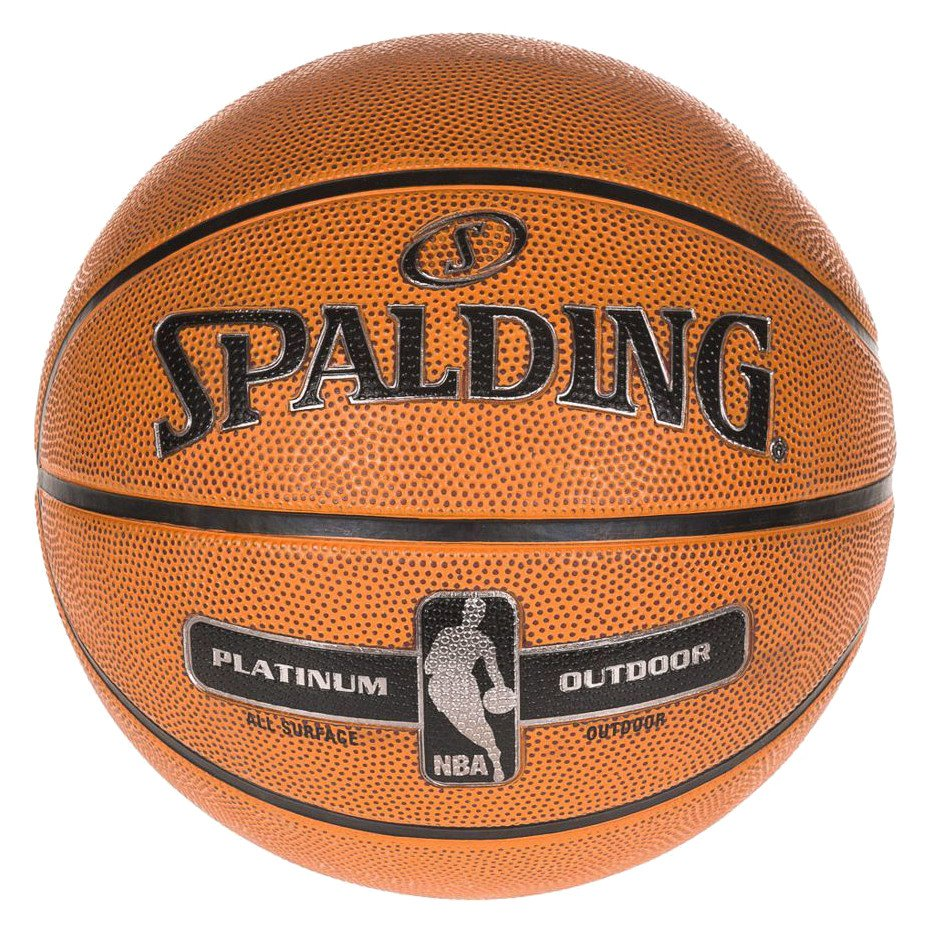 spalding nba platinum outdoor (029321834934)