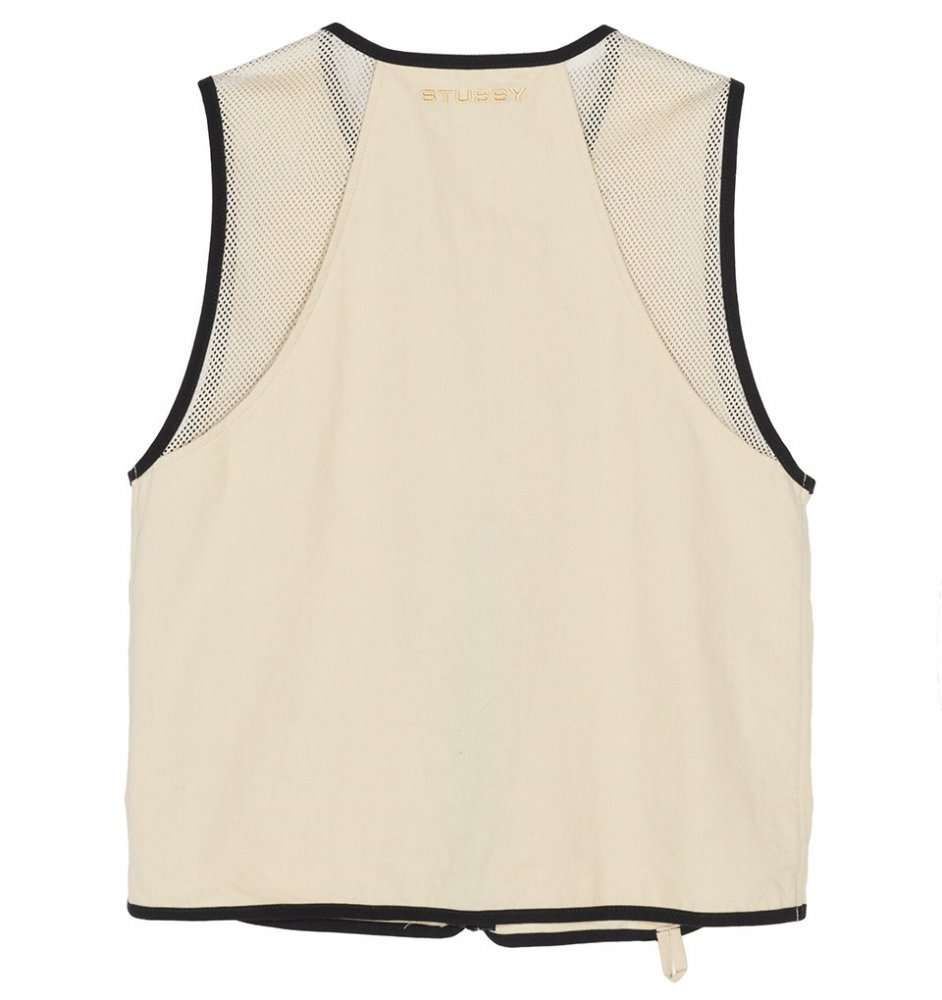 stussy ridge hiking vest (215102-1007)