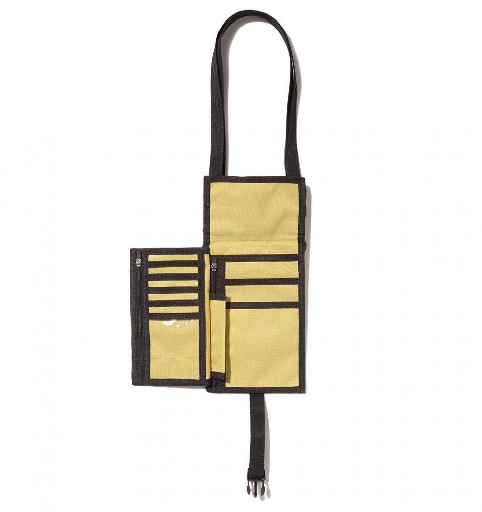 stussy sidekick crossbody pouch (234078-0205)