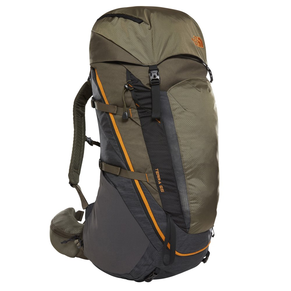 plecak the north face terra 65 tnf zielony