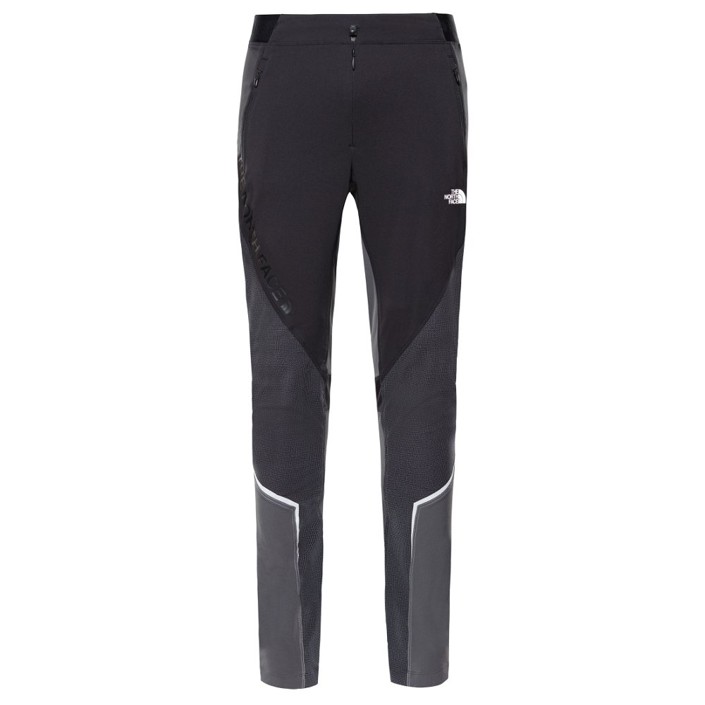 spodnie the north face m impendor alp pant tnf black/aspha