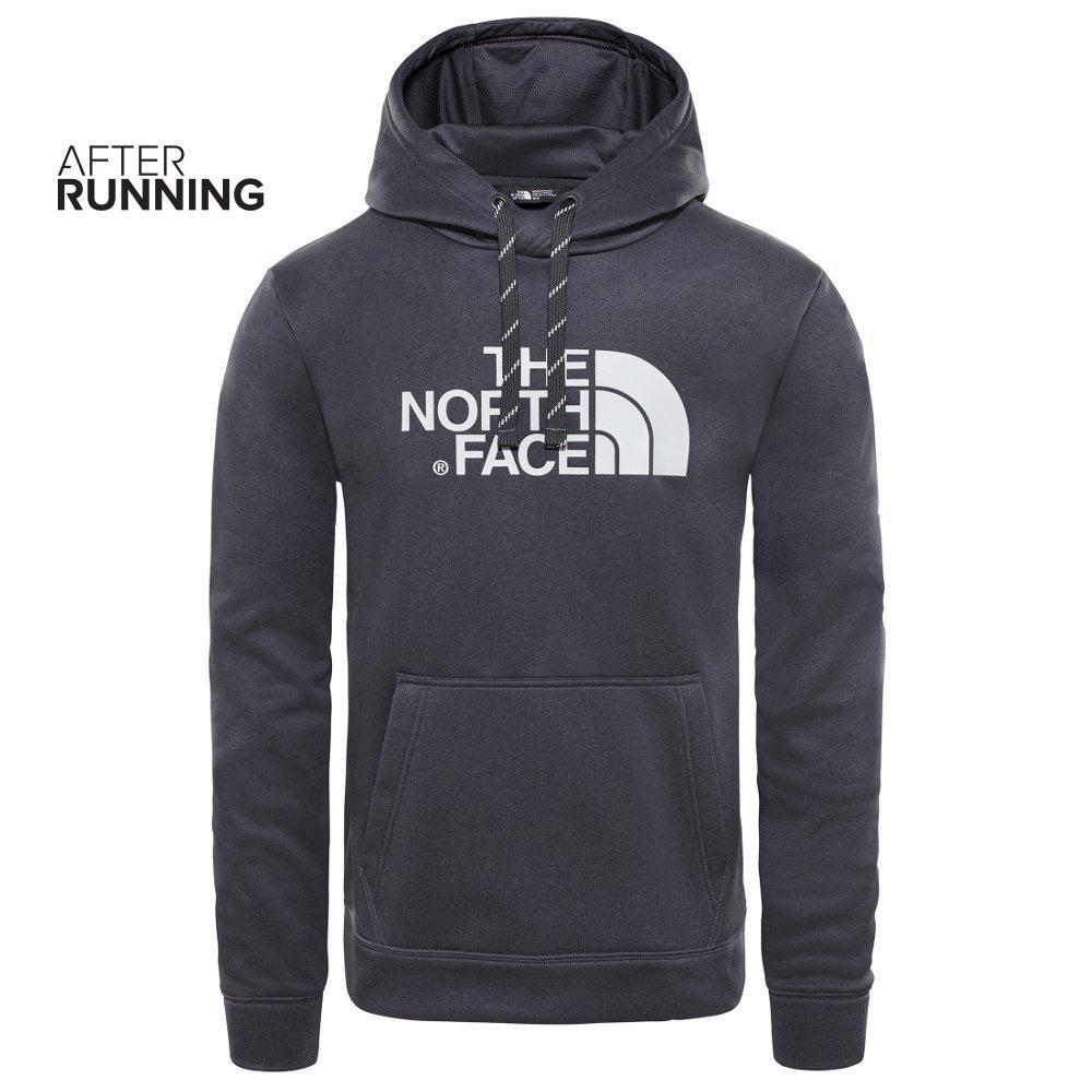 bluza the north face surgent hoodie szara