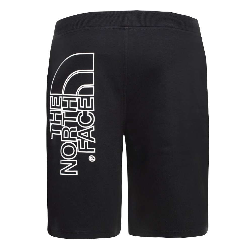 the north face graphic short