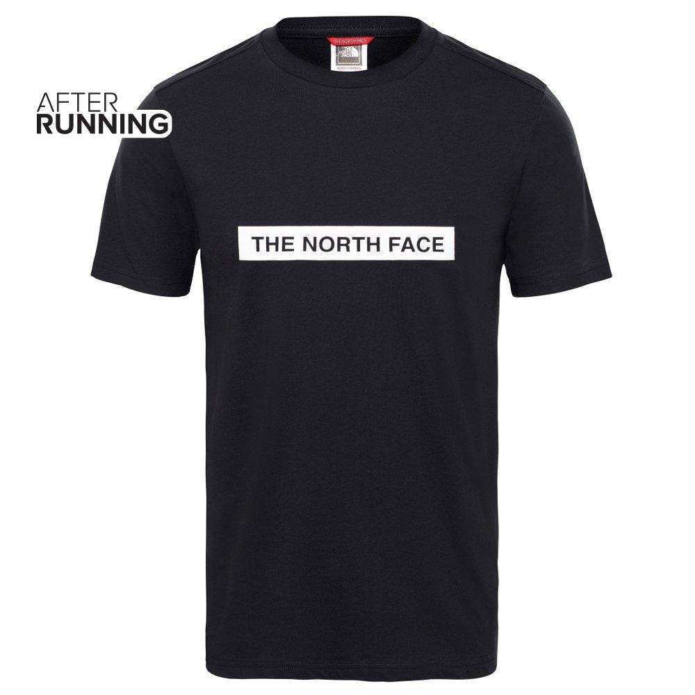 koszulka the north face light tee czarna