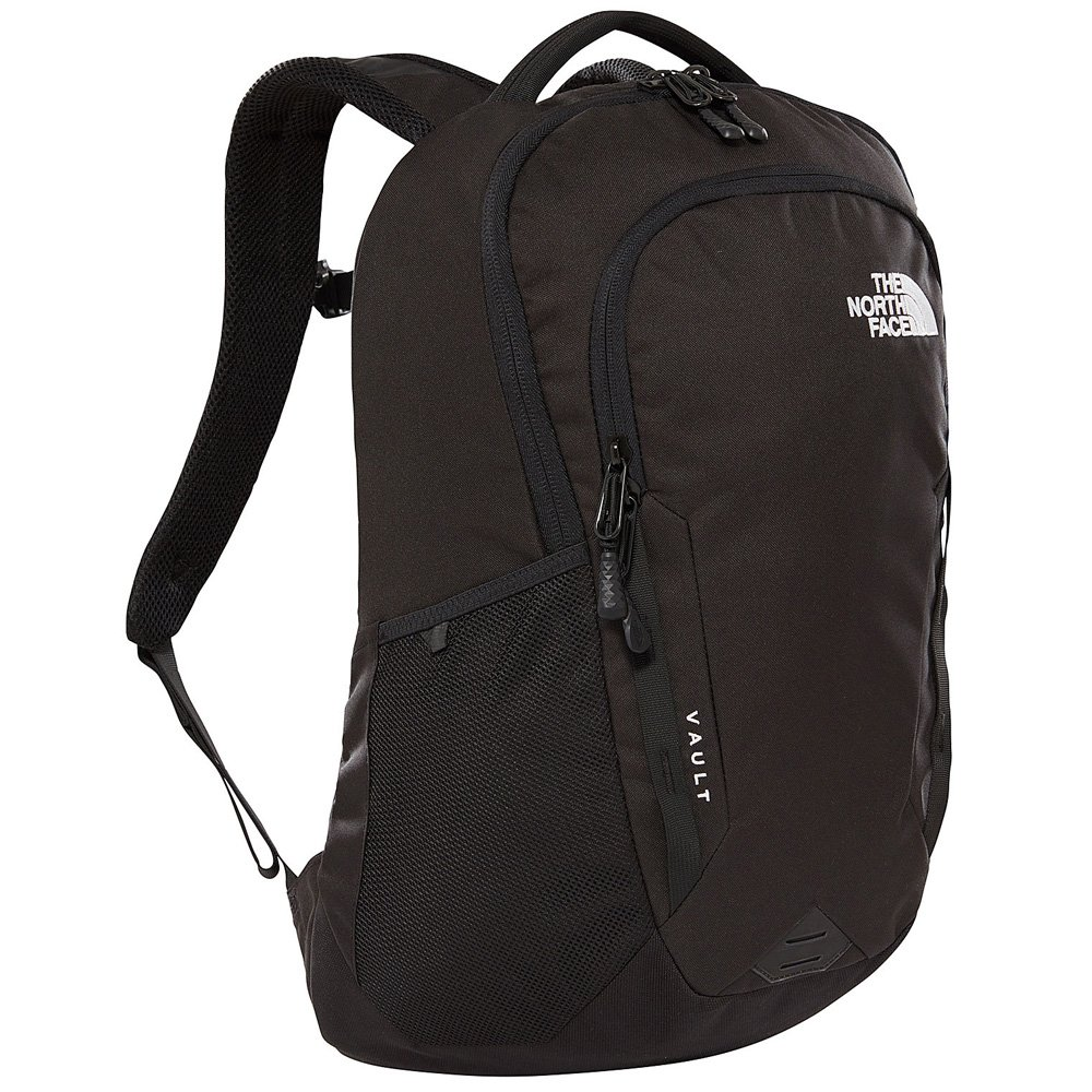 the north face vault tnf black