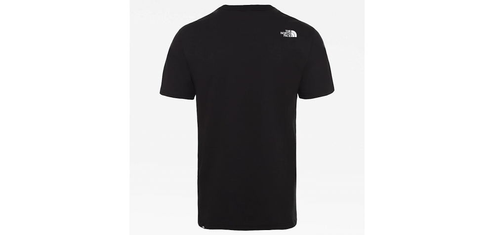 the north face fine tee (nf00ceq5jk3)