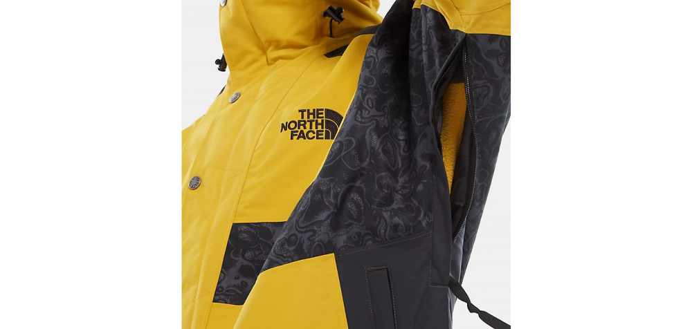 the north face '94 rage wp ins jacket (nf0a3xaphs7)