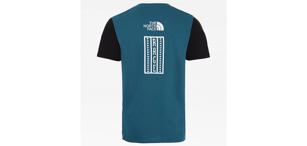 the north face '94 rage graphic tee (nf0a3xxjefs)