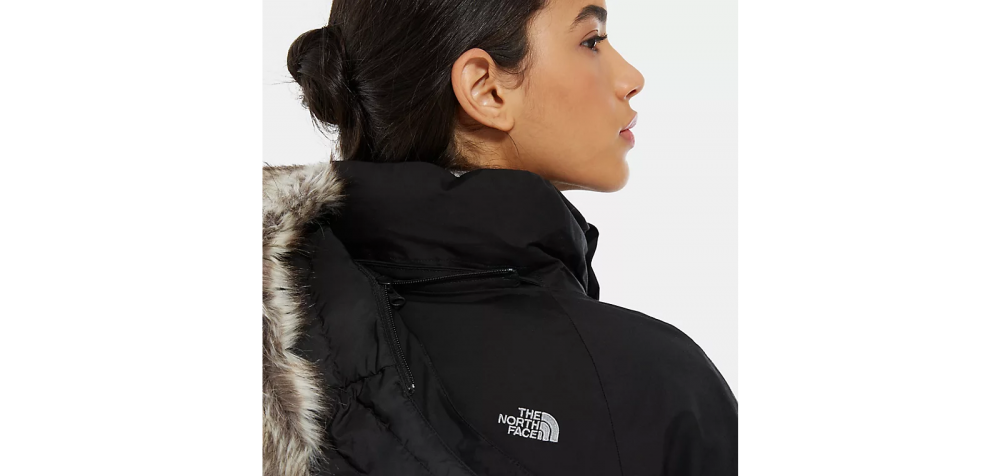 the north face arctic down parka ii (nf0a35bqjk3)