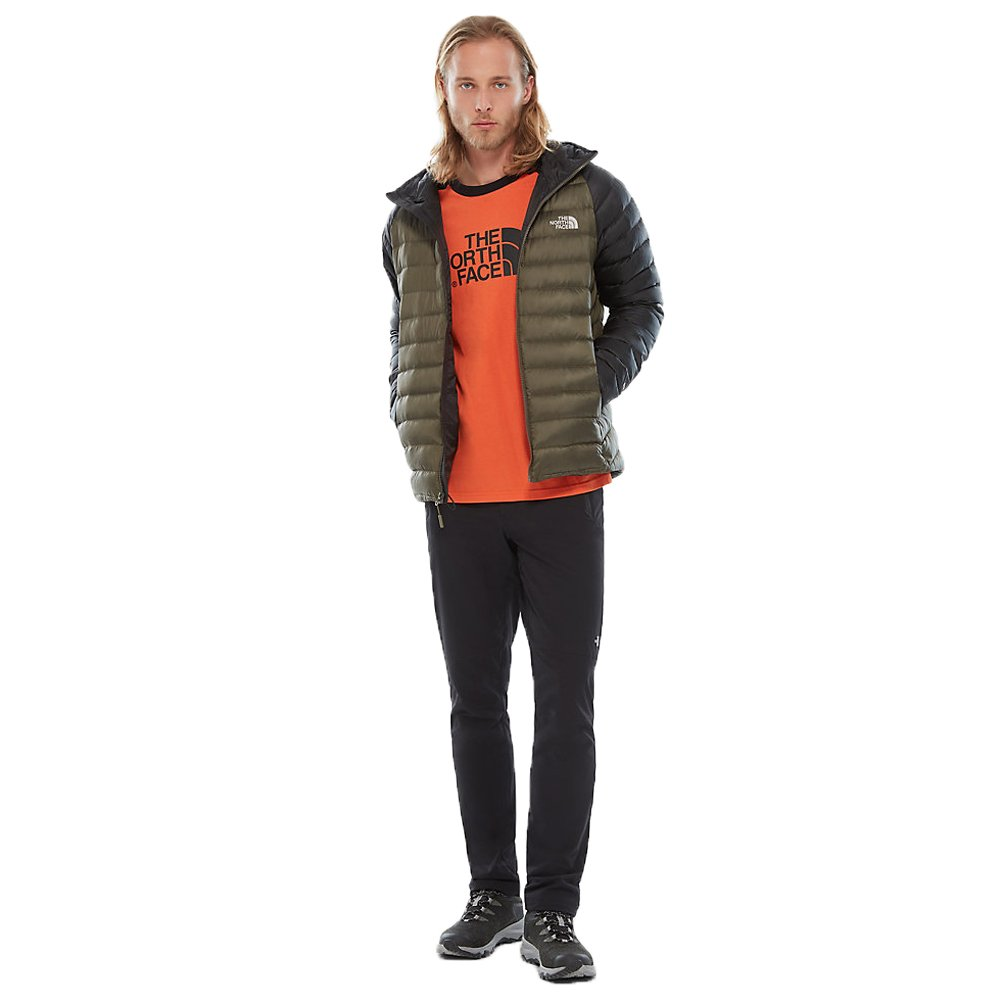 the north face traveail hoodie (nf0a39n4kx7)