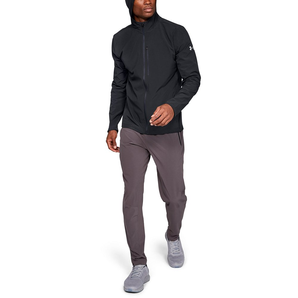 under armour outrun the storm jacket v2 m czarna