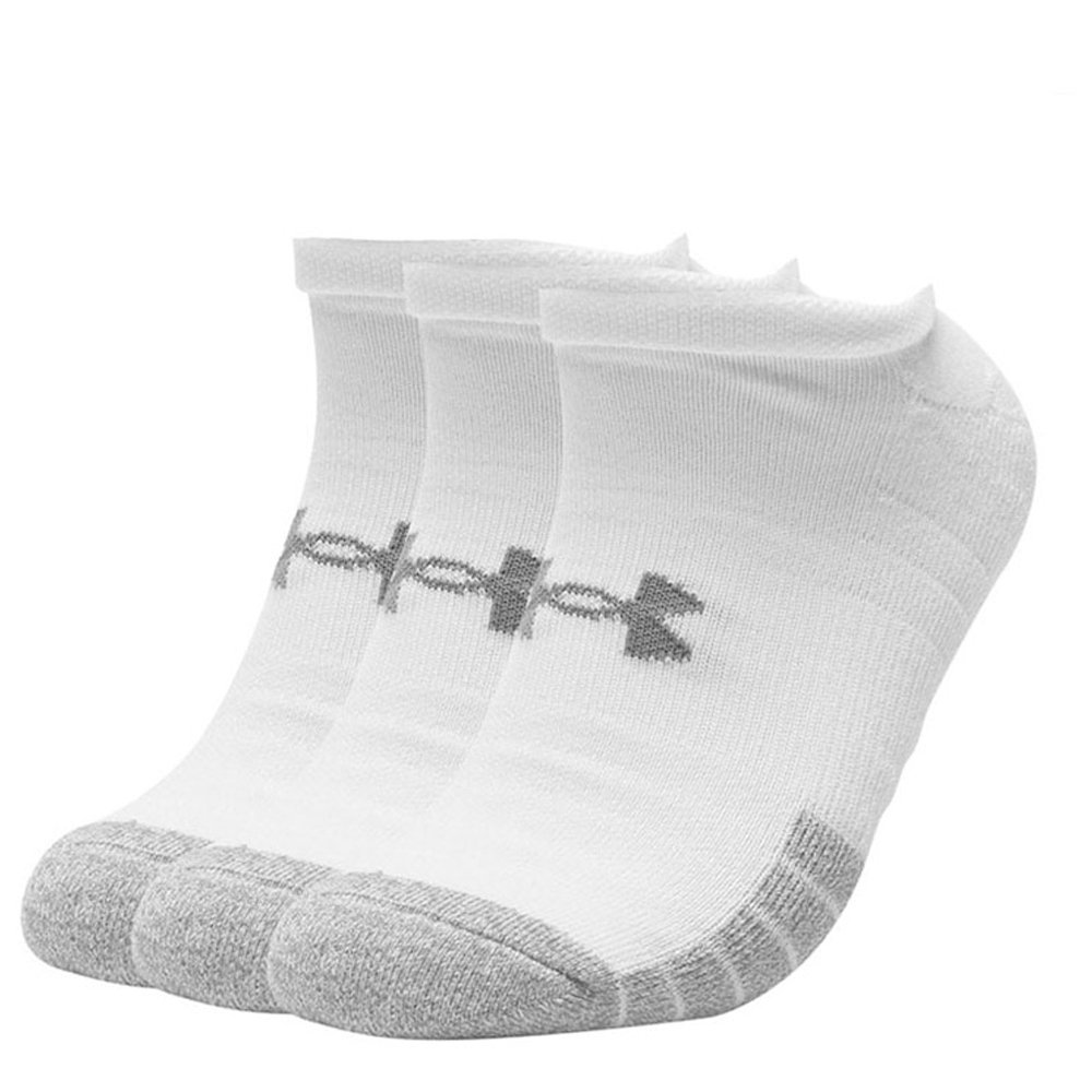 under armour heatgear no show socks 3-pack