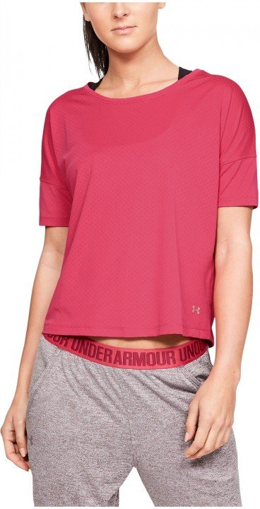under armour sport mesh oversized short sleeve
