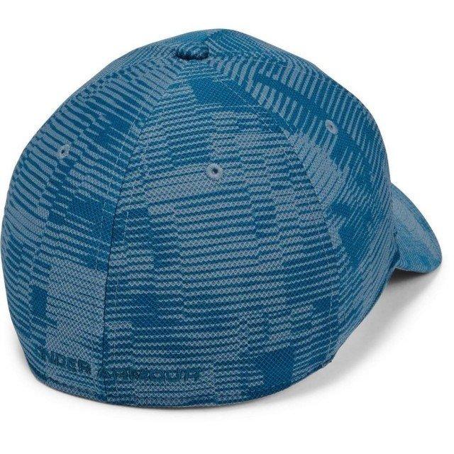 under armour men printed blitzing 3.0 blue
