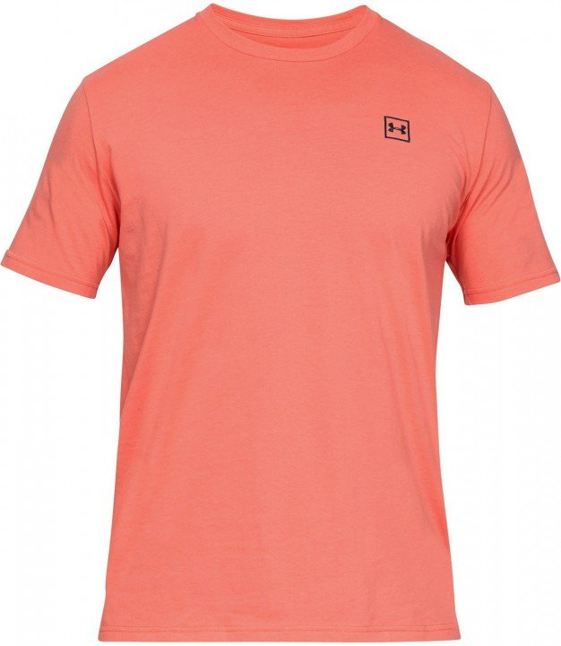 under armour pursuit of victory left chest short sleeve