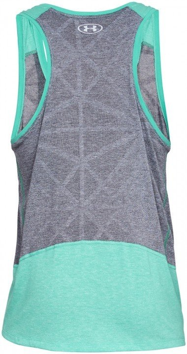 under armour thredborne swft singlet green