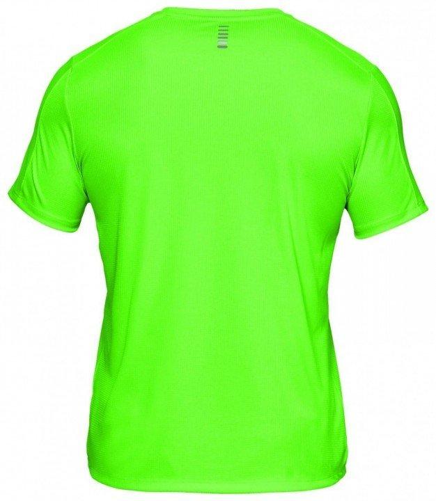 under armour ua speed stride short sleeve green