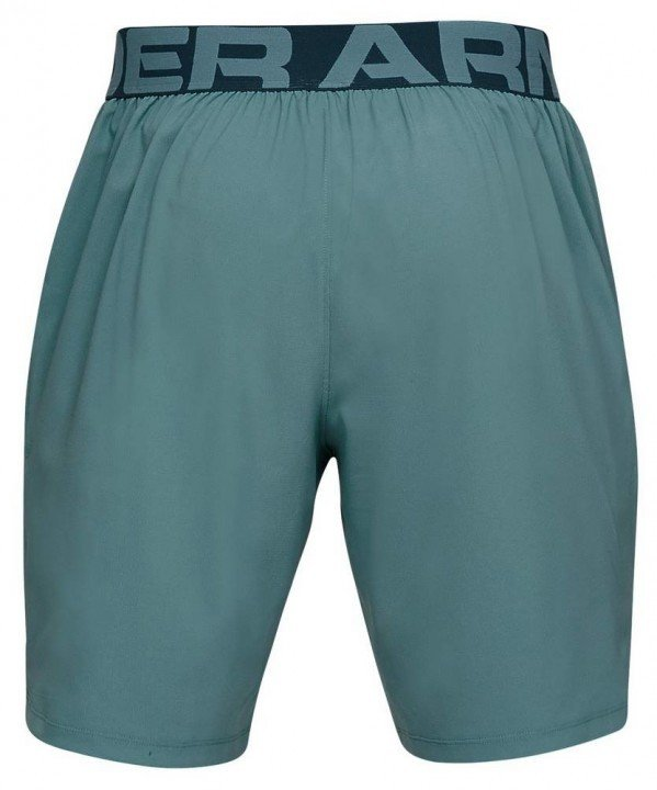 under armour vanish woven short green