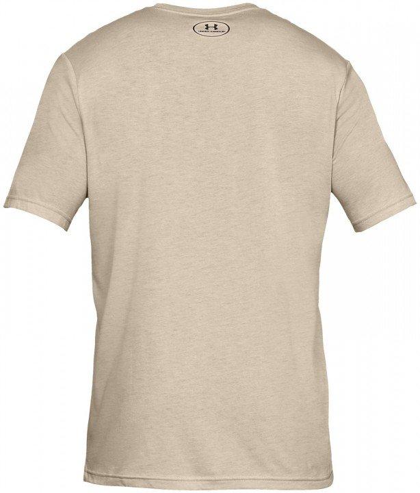 under armour ua perform originators short sleeve brown