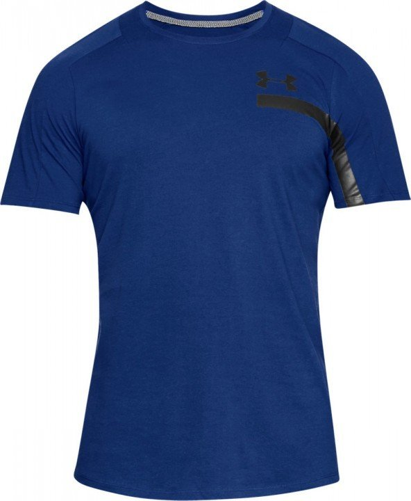 under armour perpetual short sleeve graphic navy