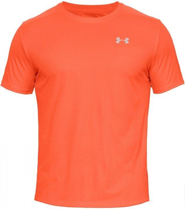 under armour ua speed stride short sleeve orange