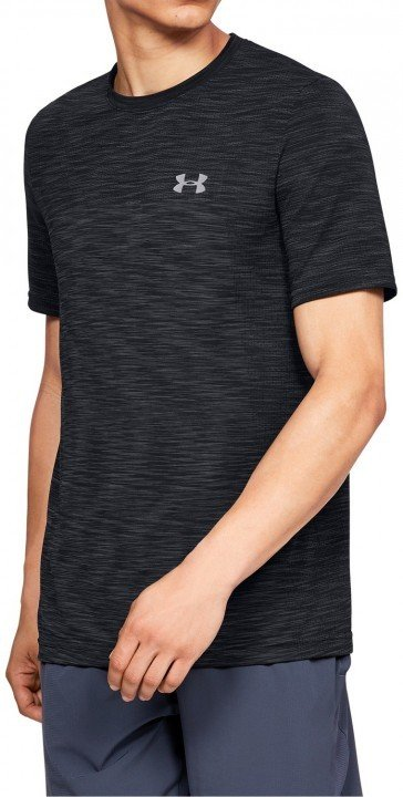 under armour vanish seamless short sleeve black