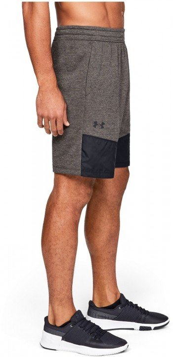 under armour mk1 terry short brown