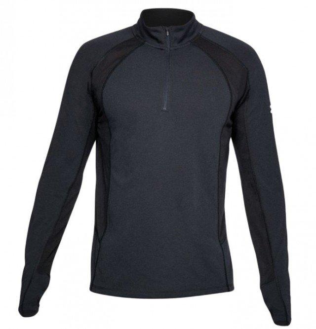 under armour threadborne swft 1/4 zip black